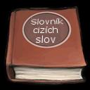 Slovník cizích slov logo